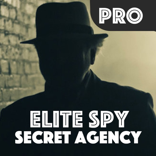 Elite Spy Secret Agency Pro iOS App