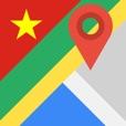 Bản đồ VN for Google Map - Bản đồ Việt Nam, Hồ Chí Minh, Hà Nội, chỉ dẫn đường & địa điểm như here