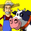 Old MacDonald had a farm, nursery rhymes, sing along baby games and McDonald songs for kids icon