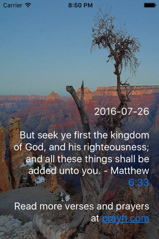 Daily Bible Verses & Scriptures screenshot 1