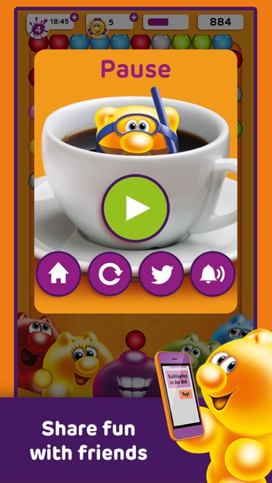 Gelini Bubbleplay Screenshot
