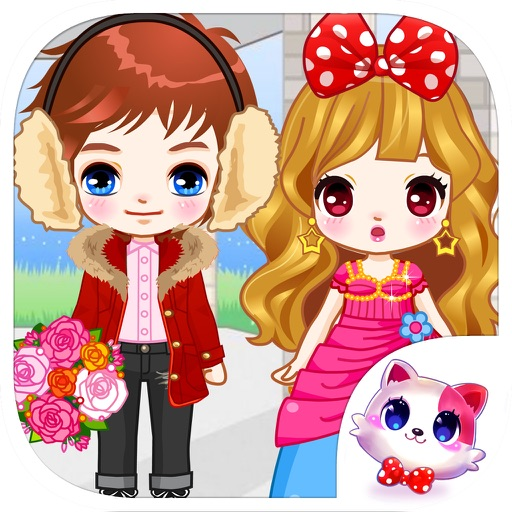 True Romance - Dress Up Game For Girls iOS App