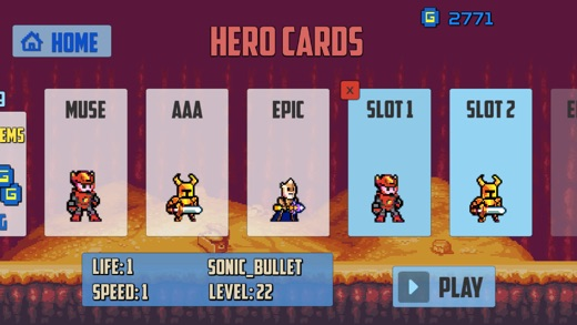 Smashy Hero : Fight! Screenshot