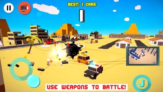 Drifty Dash  - Smashy Wanted Crossy Road Rage - with Multiplayer Screenshot