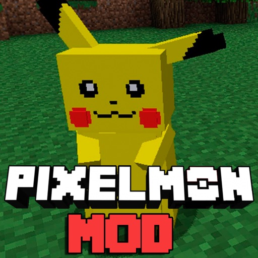 PIXELMON MOD - Pixelmon Mods Free for Minecraft PC Guide Edition iOS App