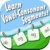 Vowel Consonant Recognition code segments