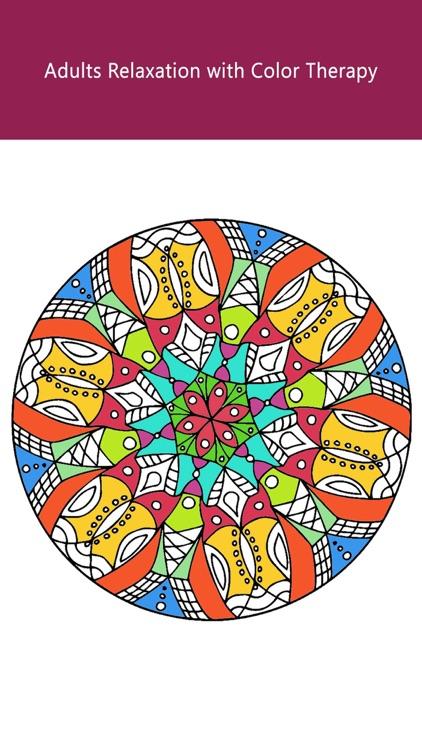 Best Mandala Coloring Book