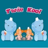 Twin Kool - Funny matching game - Connecting the same cute image