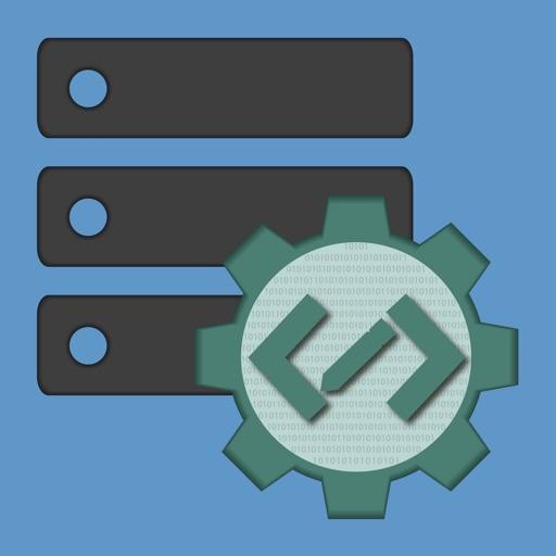 Database Script Tool iOS App