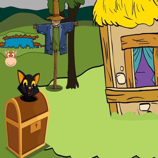 Amusing Cat Escape iOS App
