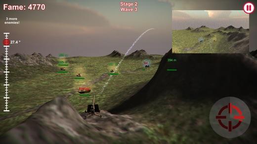 Homeland Defender Screenshot