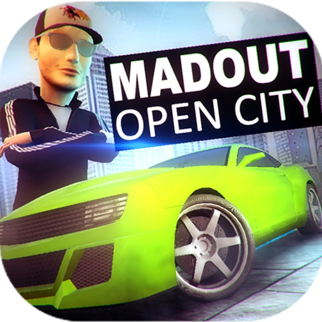 скачать игру через торрент madout open city