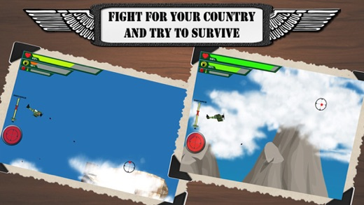 Air Commander - Renegade Screenshot