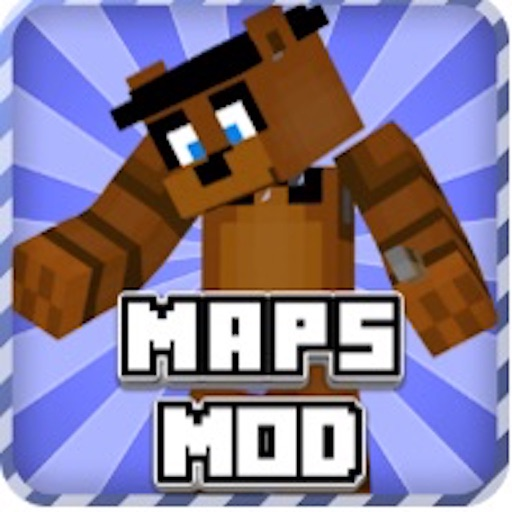 FNAF Maps for Minecraft PE - The Best Map Downloads for Pocket Edition