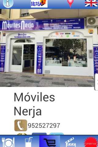 Nerja screenshot 1