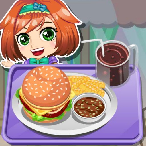 Cooking Burger Lunch iOS App