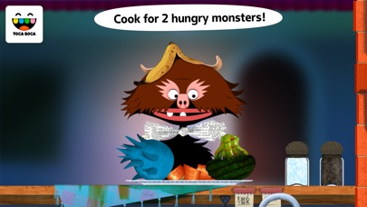 Screenshot #6 for Toca Kitchen Monsters