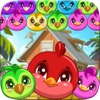 Crazy Bubble Shooter Birds Rescue - Funny Cat Pop Mania And Adventure Games bubble birds