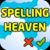 Spelling Heaven - Best Free English Spelling Puzzle & Word Game spelling