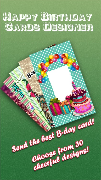 Happy Birthday Cards Designer Free Greeting Card Maker With Bday Wishes Virtual Ecards