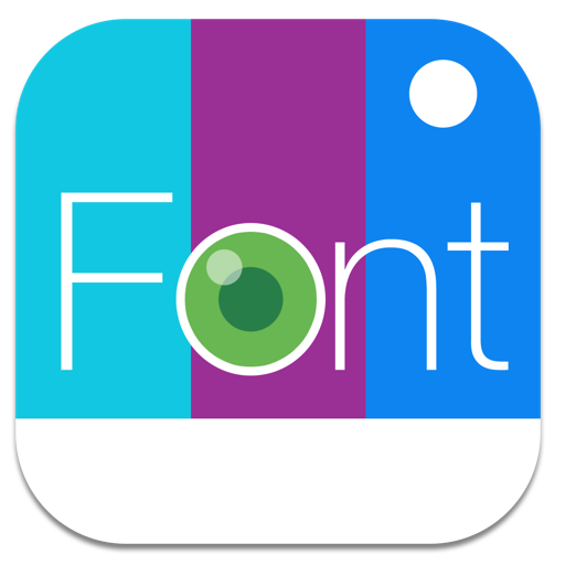 Fontography: Fonts & Typography + Photo Effects for Photos