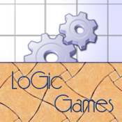 100 Logic Games - Time Killers - FREE Brain Teasers Puzzle Pack  ! icon