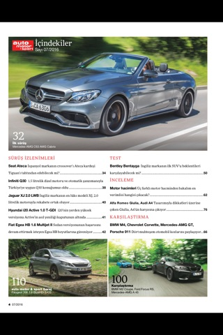 Auto motor & sport magazine screenshot 4