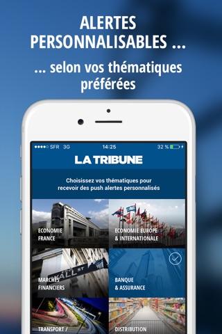 La Tribune - l'actualité économie et finance screenshot 4