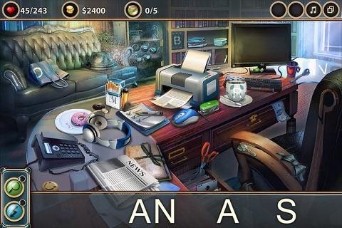 The Famous Fraudster- Hidden Object Game screenshot 3