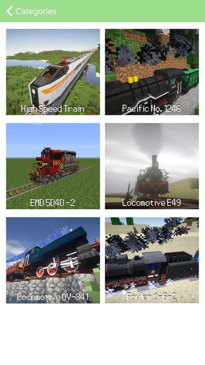 TRAIN MOD - Trains Simulator Mods for Minecraft PC Pocket Guide Edition by  Truong Pham
