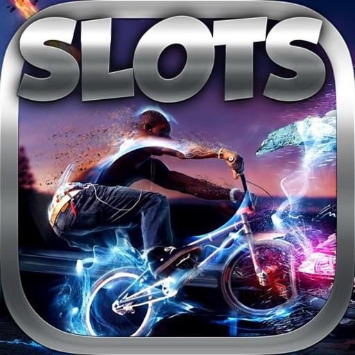 Awesome Slots BMX Slots FREE Slots Game iOS App
