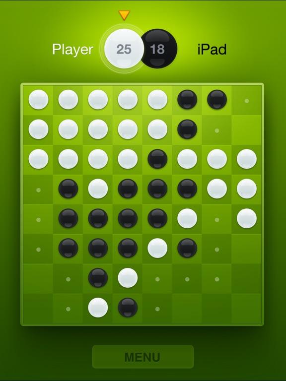 Screenshot #4 pour Fresh Reversi - Un jeu de plateau inspiré d'Othell