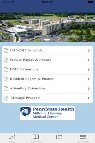 PSU Surgery screenshot 2