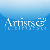 Artists Illustrators Magazine app review