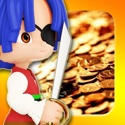 Treasure Hunt Dig - Pirate Edition iOS App