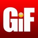 Gif Chatting Keyboard & Animated Emoji.s Extra gifs downloader & Pop xxx Stickers promoji Maker icon