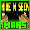 Hide and Seek MAPS for MINECRAFT PE ( Pocket Edition ) - Download The Best Maps Now ( Free )!
