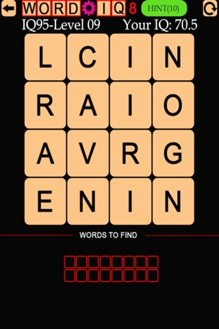 Word IQ 8 screenshot 3