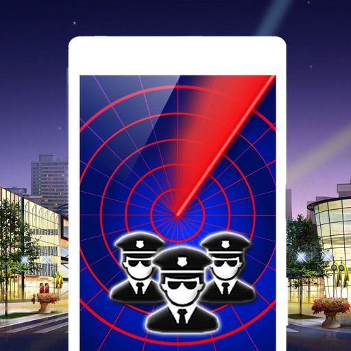 Police Radar simulator: + Ghost radar + Pet radar + People detector iOS App