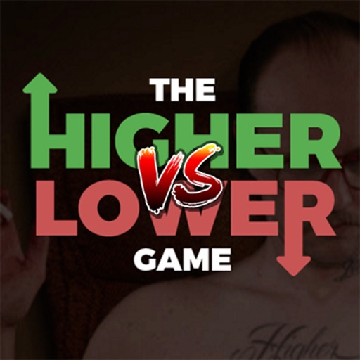 Higher lower game