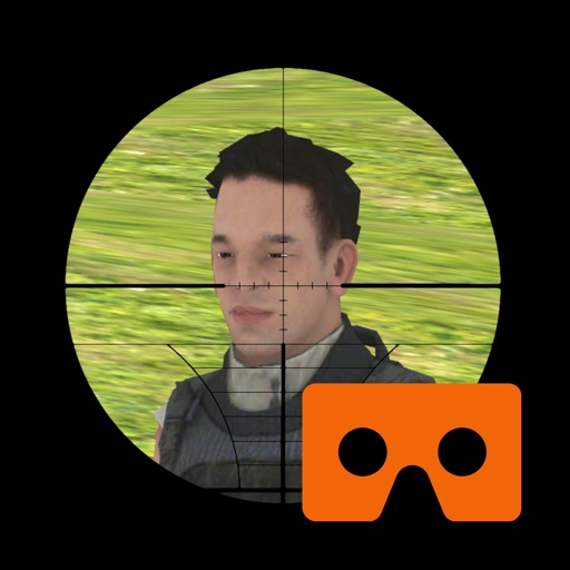 Virtual Reality Sniper for Google Cardboard VR iOS App