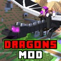 DRAGONS MODS for Minecraft PC - Best Pocket Wiki & Tools for MCPC Edition icon