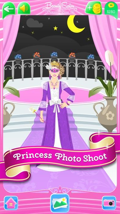Screenshot of Salone di Bellezza – Vestiti da Principessa4