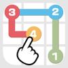 考える力を身につける人気 脳トレ 一筆書きパズル - LINK