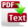 Hewbo PDF to Text Converter convert ocx to txt