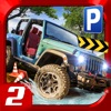 Offroad 4x4 Truck Trials Parking Simulator 2 a Real Stunt Car Driving Racing Sim