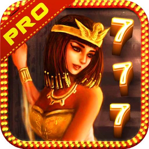 Slots Awesome Pharaoh King-Lucky Slot Machines Free! iOS App