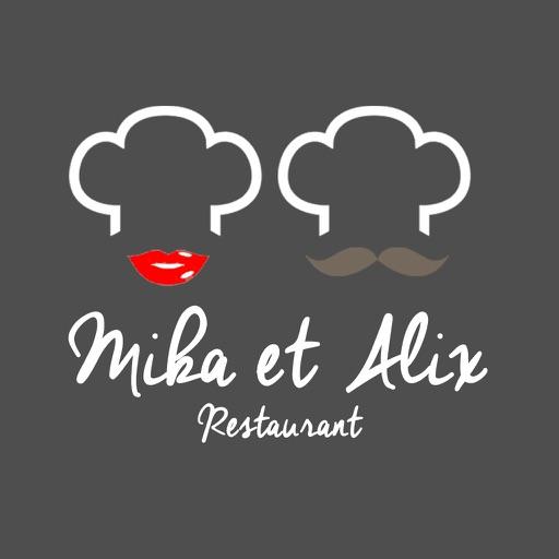 Mika et Alix Restaurant iOS App