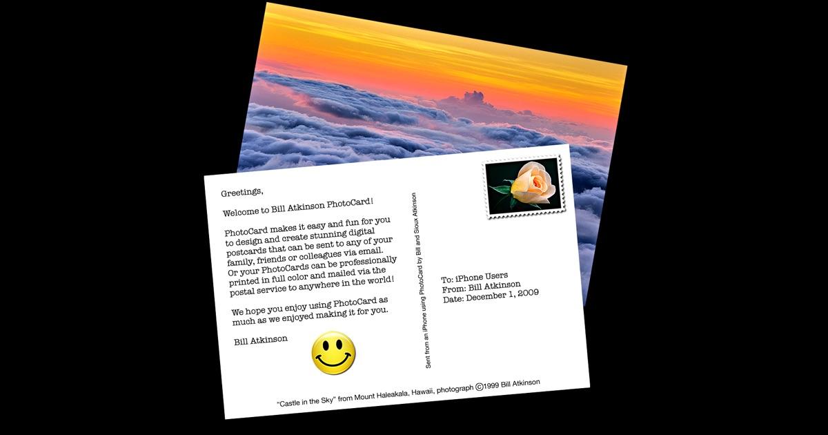 Nature S Card Mac Apple