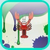lobster and friend - lobster games Learning coloring Book for Kids